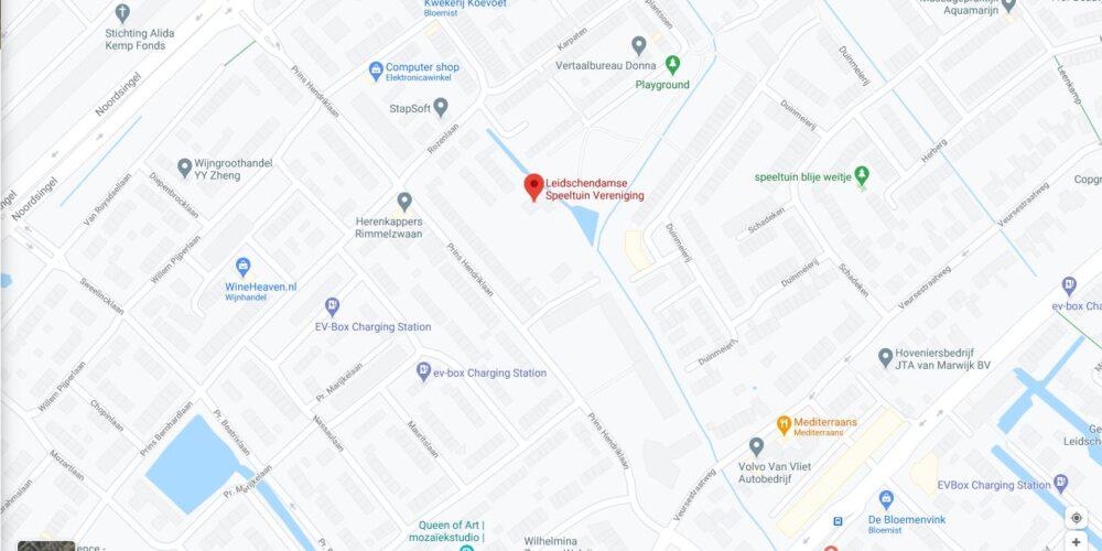 Maps LSV